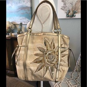 Authentic limited edition COACH bag w/ dustbag